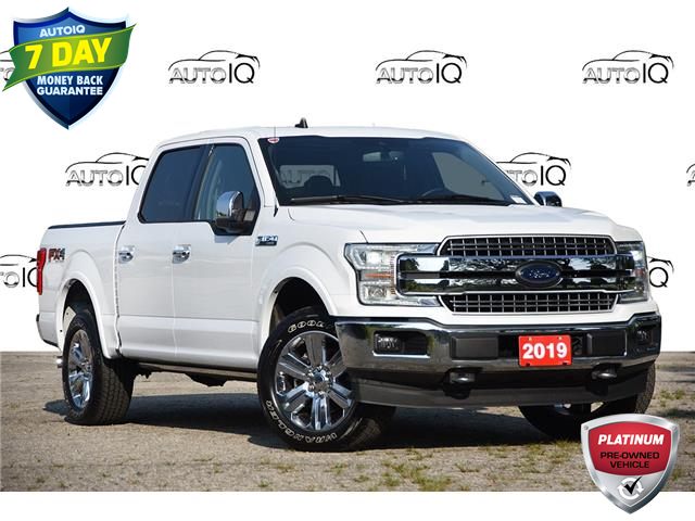 2019 Ford F-150 Lariat (Stk: D107350A) in Kitchener - Image 1 of 25
