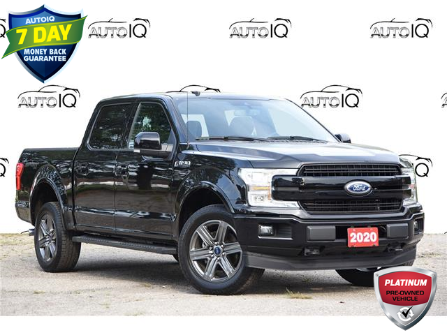 2020 Ford F-150 Lariat (Stk: 21F5310A) in Kitchener - Image 1 of 23