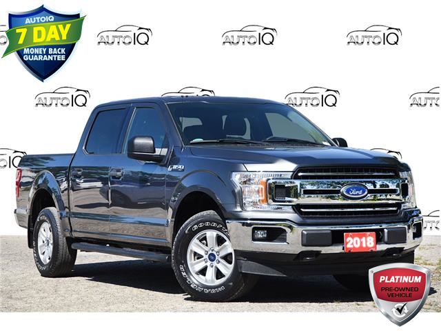 2018 Ford F-150 XLT (Stk: 21F4420A) in Kitchener - Image 1 of 19