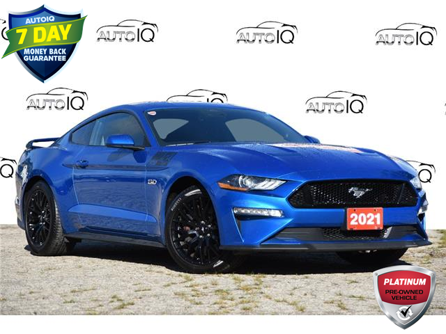 2021 Ford Mustang GT (Stk: 21F4070A) in Kitchener - Image 1 of 21