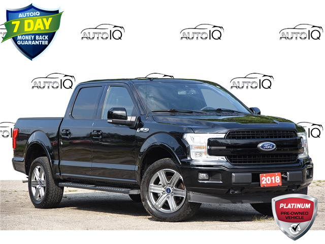2018 Ford F-150 Lariat (Stk: D107470A) in Kitchener - Image 1 of 23