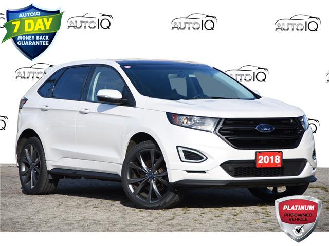 2018 Ford Edge Sport (Stk: 158680) in Kitchener - Image 1 of 20