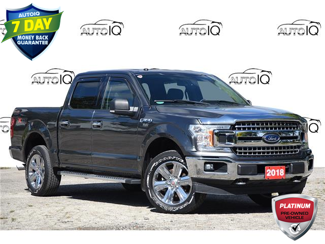 2018 Ford F-150 XLT (Stk: 21F4630A) in Kitchener - Image 1 of 21