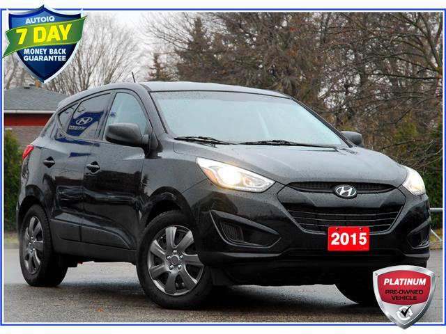2015 Hyundai Tucson GL (Stk: OP3919) in Kitchener - Image 1 of 14