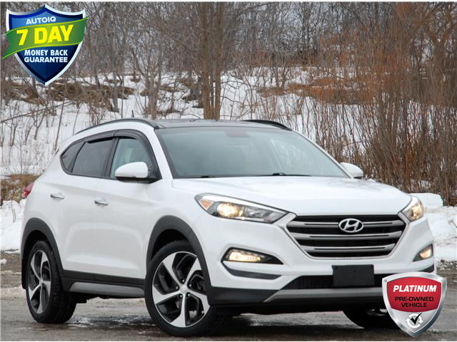 2017 Hyundai Tucson SE (Stk: 59663A) in Kitchener - Image 1 of 17