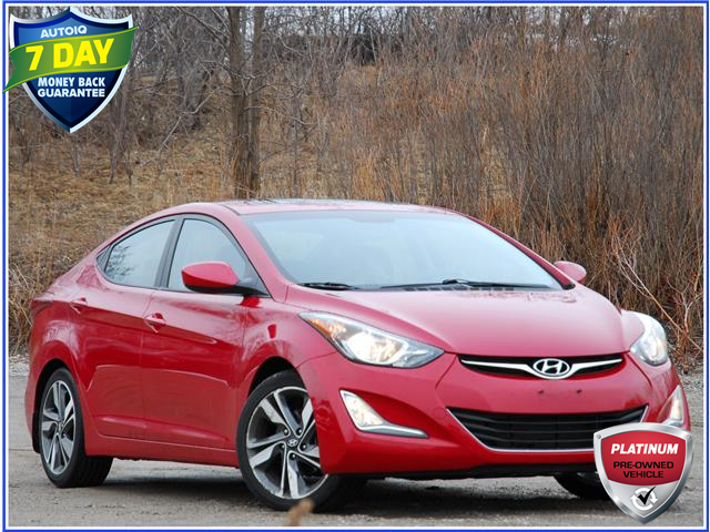 2016 Hyundai Elantra GLS (Stk: 59646AX) in Kitchener - Image 1 of 15