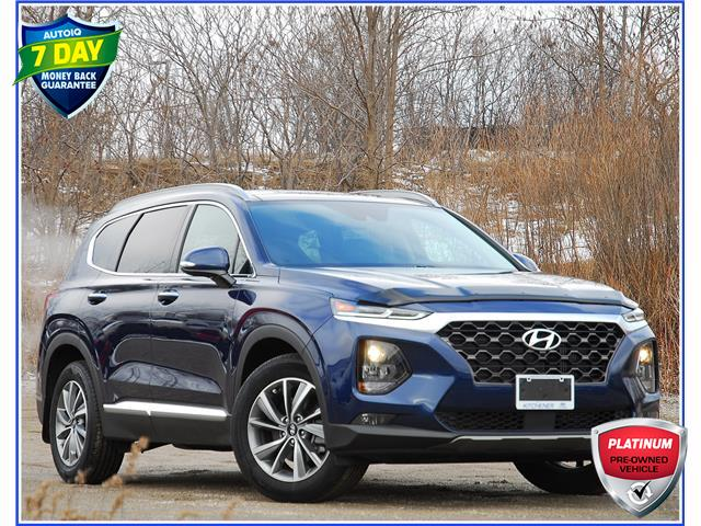 2019 Hyundai Santa Fe Luxury (Stk: OP3964) in Kitchener - Image 1 of 19