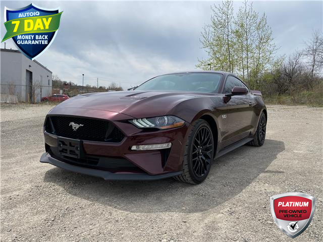 2018 Ford Mustang GT Premium (Stk: P59521A) in Kitchener - Image 1 of 14