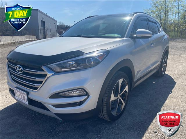 2017 Hyundai Tucson SE (Stk: 59632A) in Kitchener - Image 1 of 19