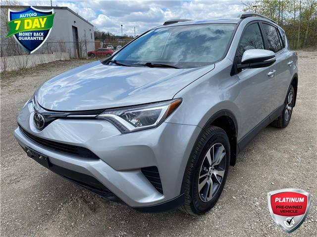 2018 Toyota RAV4 LE (Stk: P59523A) in Kitchener - Image 1 of 13