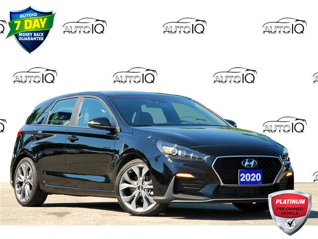 2020 Hyundai Elantra GT N Line Ultimate (Stk: OP3978) in Kitchener - Image 1 of 20