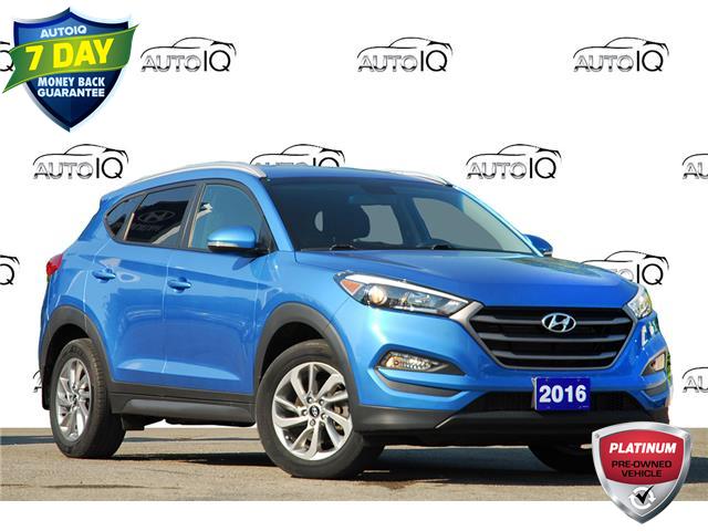 2016 Hyundai Tucson Premium (Stk: OP3982X) in Kitchener - Image 1 of 19