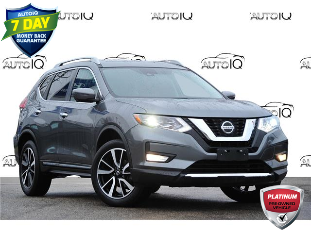 2018 Nissan Rogue SV (Stk: P60349A) in Kitchener - Image 1 of 19