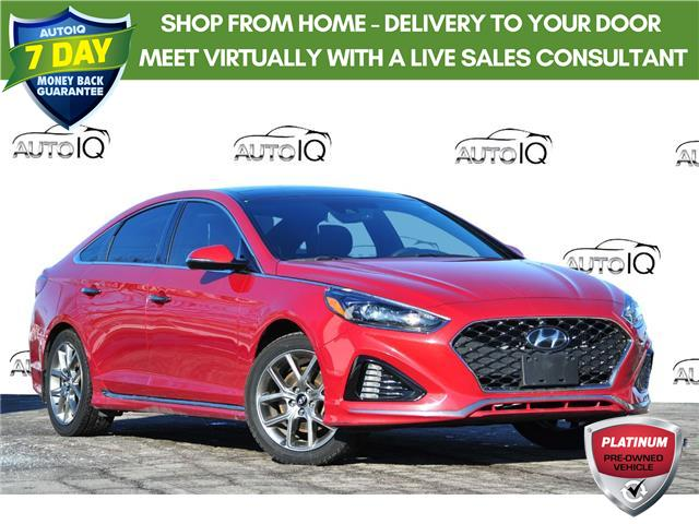 2018 Hyundai Sonata 2.0T Sport (Stk: P60638AB) in Kitchener - Image 1 of 21