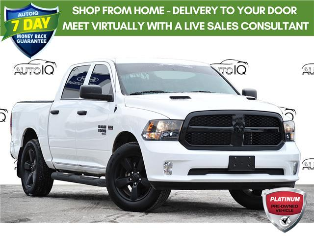 2019 RAM 1500 Classic ST (Stk: 60256A) in Kitchener - Image 1 of 23