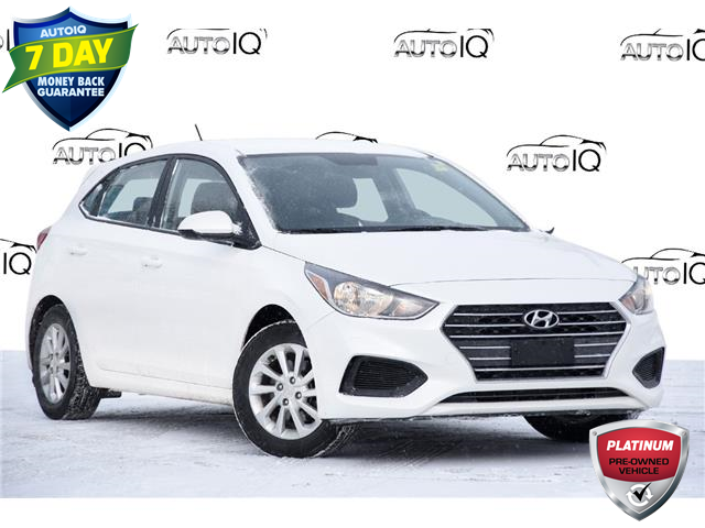 2019 Hyundai Accent Preferred (Stk: P60429A) in Kitchener - Image 1 of 20