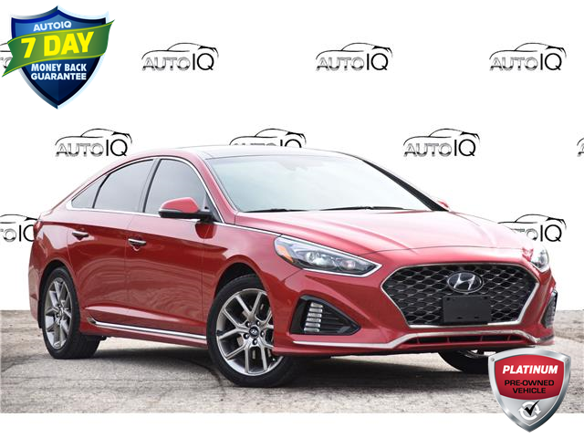 2018 Hyundai Sonata 2.0T Sport (Stk: 60621A) in Kitchener - Image 1 of 21