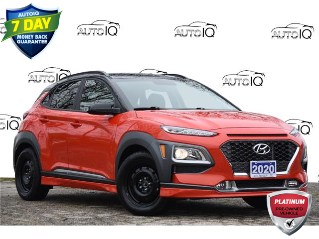 2020 Hyundai Kona 1.6T Trend w/Two-Tone Roof (Stk: P61018A) in Kitchener - Image 1 of 19
