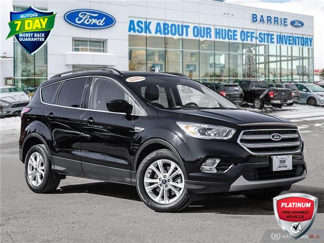 2018 Ford Escape SEL (Stk: 6419) in Barrie - Image 1 of 26