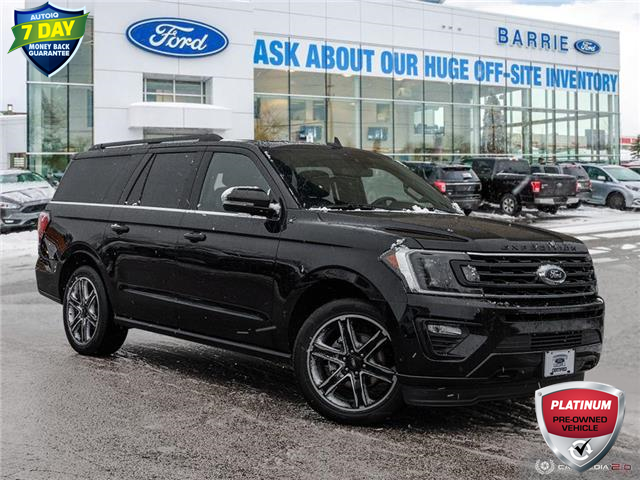 2019 Ford Expedition Max Limited (Stk: 6455) in Barrie - Image 1 of 27