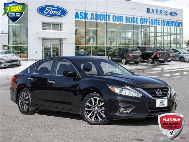 2016 Nissan Altima 2.5 SV (Stk: T1534B) in Barrie - Image 1 of 27