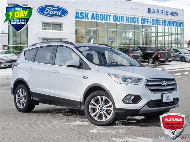 2018 Ford Escape SEL (Stk: 6418) in Barrie - Image 1 of 28