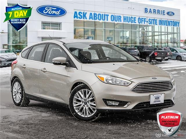 2018 Ford Focus Titanium (Stk: 6464R) in Barrie - Image 1 of 24