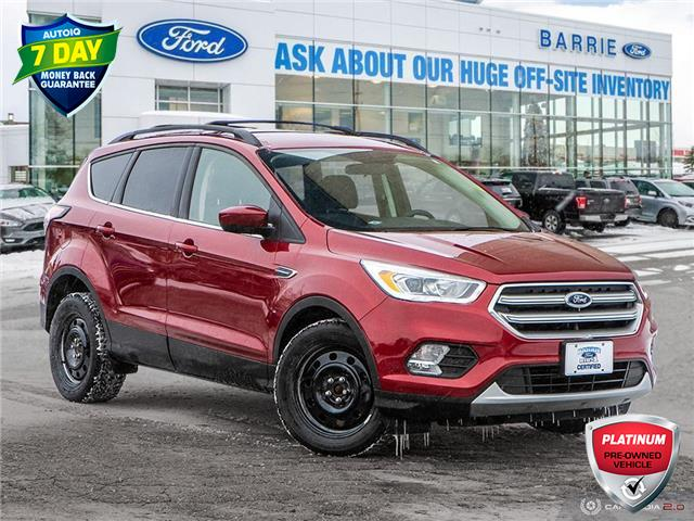 2017 Ford Escape SE (Stk: U0091A) in Barrie - Image 1 of 27