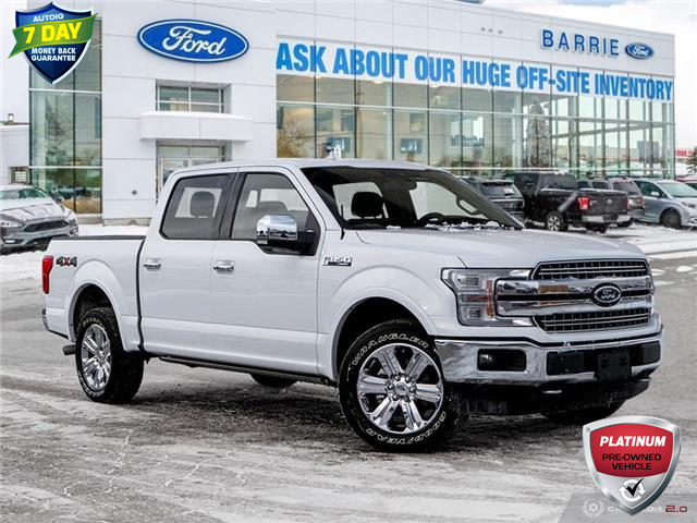 2018 Ford F-150 Lariat (Stk: 6482) in Barrie - Image 1 of 28