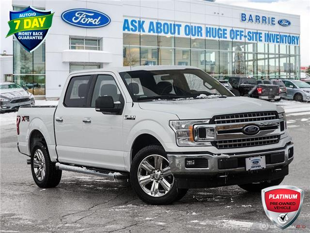 2018 Ford F-150 XLT (Stk: U0181A) in Barrie - Image 1 of 25