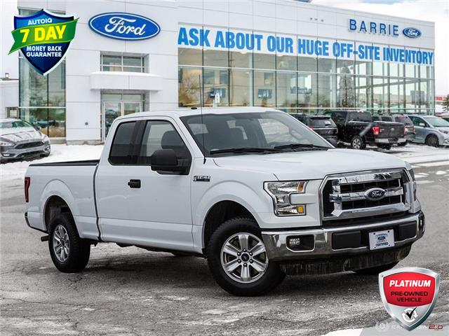 2016 Ford F-150 XLT (Stk: T1379A) in Barrie - Image 1 of 24