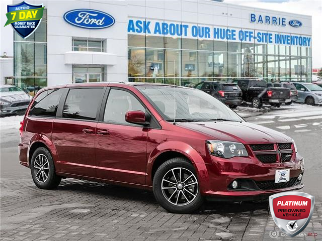 2019 Dodge Grand Caravan GT (Stk: 6504R) in Barrie - Image 1 of 29