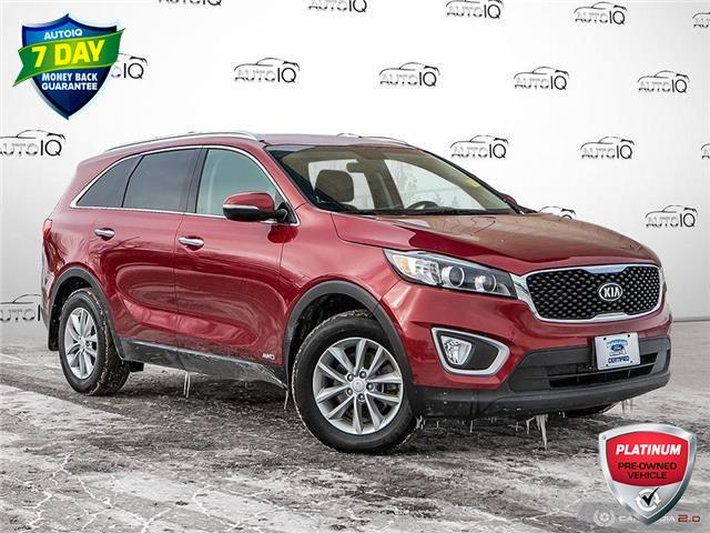 2017 Kia Sorento 2.4L LX (Stk: T1481A) in Barrie - Image 1 of 24