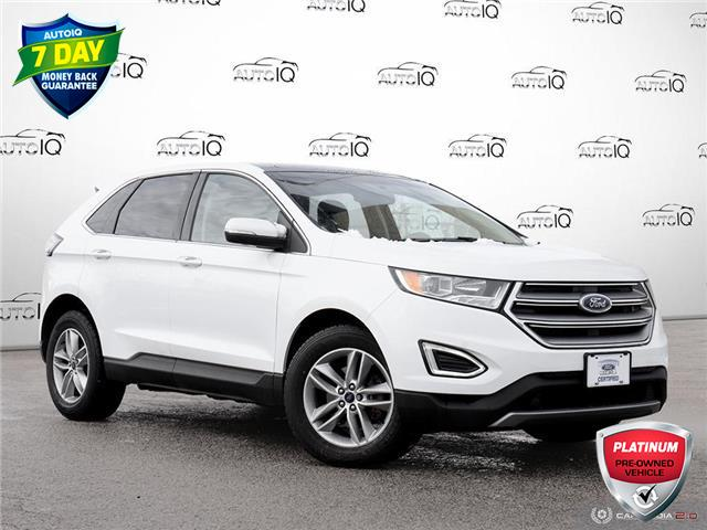 2016 Ford Edge SEL (Stk: T0087B) in Barrie - Image 1 of 27