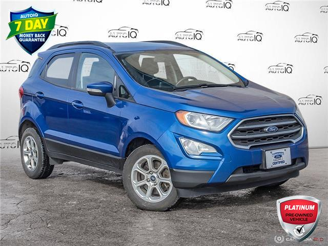 2018 Ford EcoSport SE (Stk: U0034A) in Barrie - Image 1 of 28