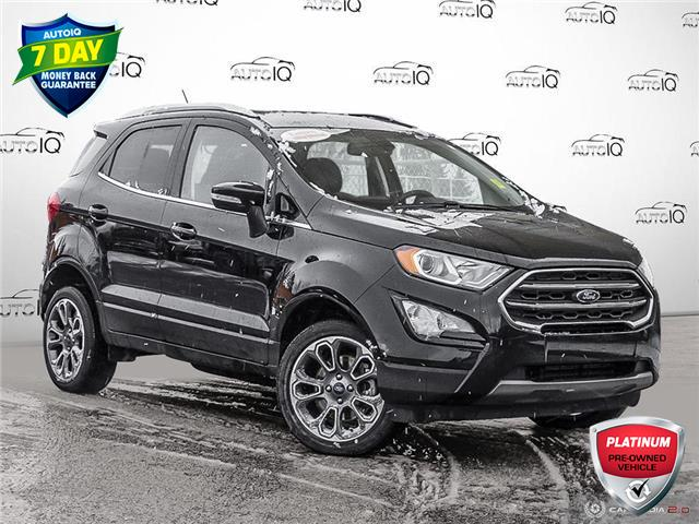 2018 Ford EcoSport Titanium (Stk: 6452RJ) in Barrie - Image 1 of 27