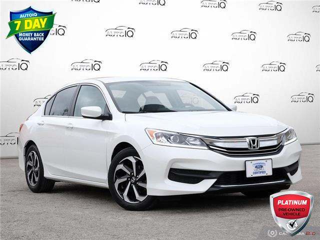 2017 Honda Accord LX (Stk: T1247A) in Barrie - Image 1 of 27