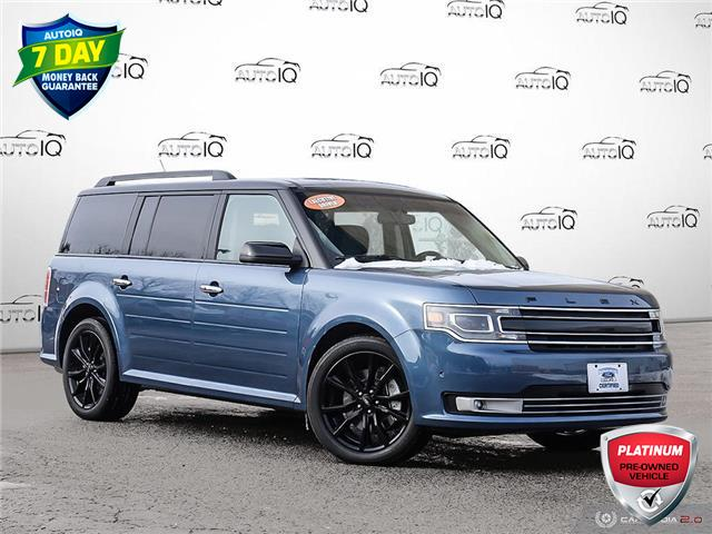 2019 Ford Flex Limited (Stk: 6465) in Barrie - Image 1 of 27