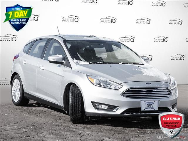 2018 Ford Focus Titanium (Stk: 6439) in Barrie - Image 1 of 26