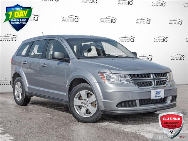 2016 Dodge Journey CVP/SE Plus (Stk: U0085A) in Barrie - Image 1 of 26