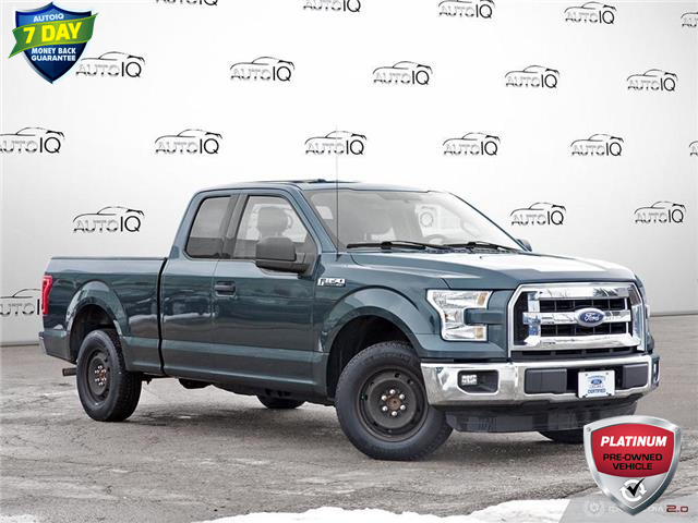 2015 Ford F-150 XLT (Stk: T1679A) in Barrie - Image 1 of 25