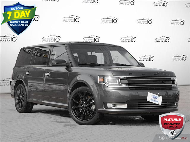 2019 Ford Flex Limited (Stk: 6514R) in Barrie - Image 1 of 28