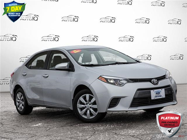 2015 Toyota Corolla CE (Stk: T1158B) in Barrie - Image 1 of 25