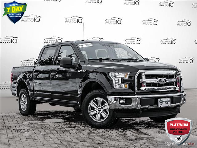 2017 Ford F-150 XLT (Stk: T1410B) in Barrie - Image 1 of 26