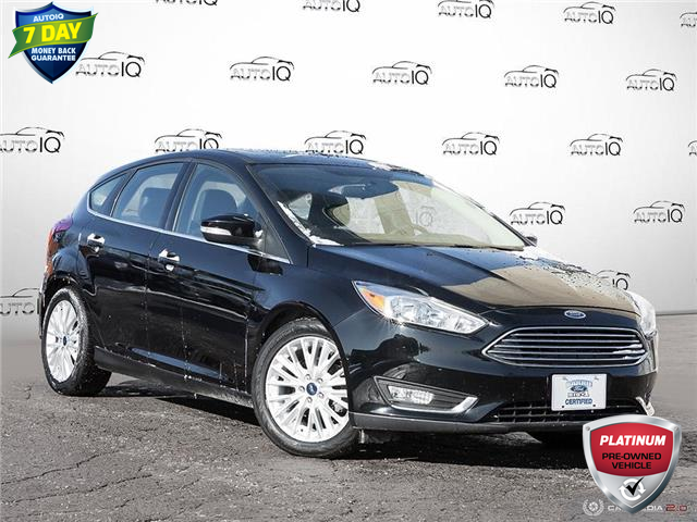 2018 Ford Focus Titanium (Stk: 6438) in Barrie - Image 1 of 26