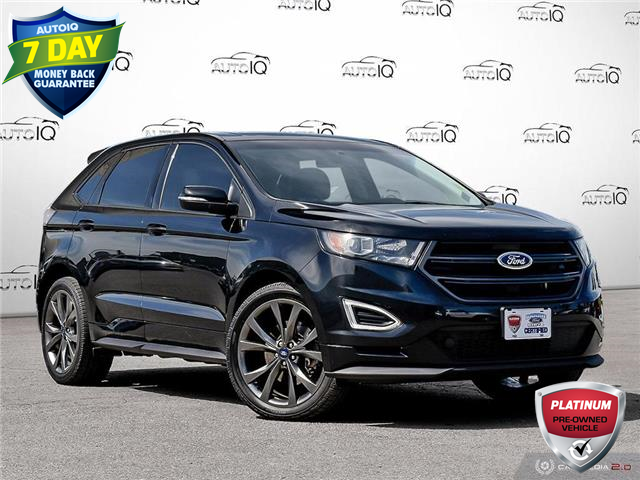 2017 Ford Edge Sport (Stk: U0185A) in Barrie - Image 1 of 27