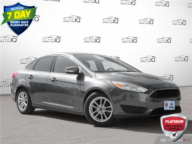 2017 Ford Focus SE (Stk: U0088A) in Barrie - Image 1 of 24