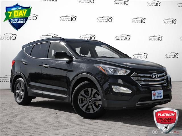 2016 Hyundai Santa Fe Sport  (Stk: 6538A) in Barrie - Image 1 of 25