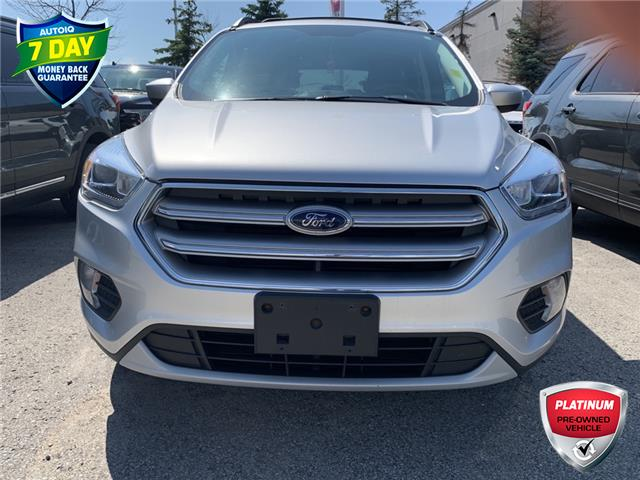 2017 Ford Escape SE (Stk: U0549A) in Barrie - Image 1 of 4