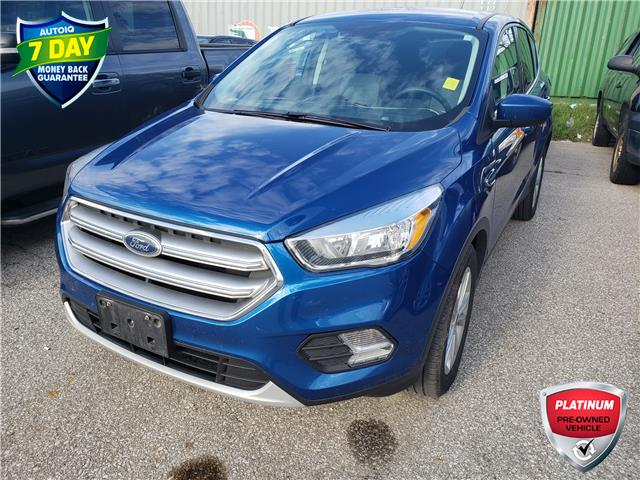 2017 Ford Escape SE (Stk: U0575A) in Barrie - Image 1 of 5